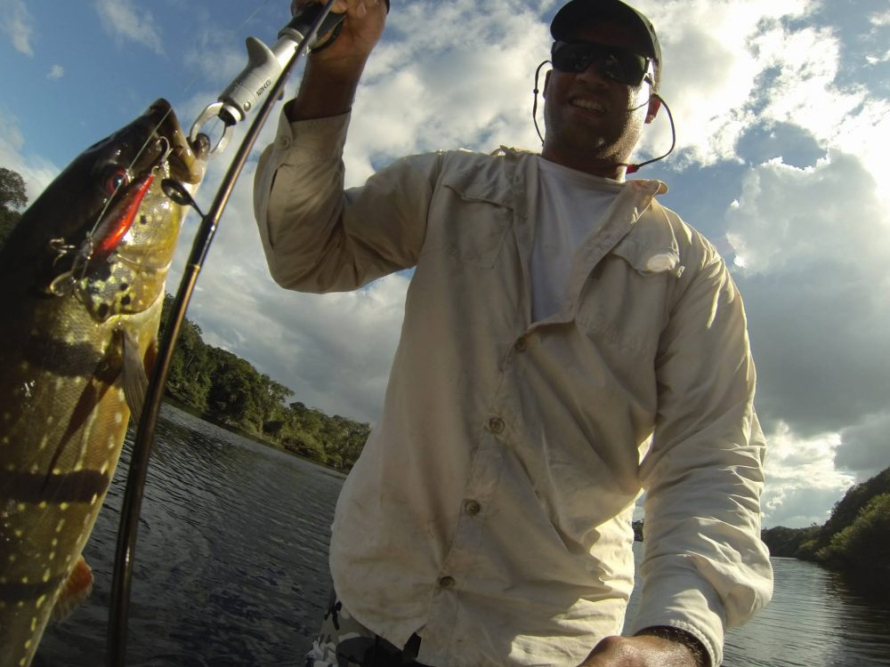 Amazonas quer se consolidar como destino da pesca esportiva