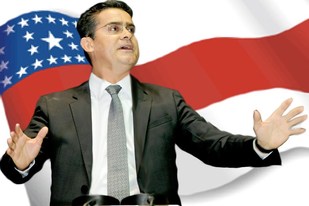 David Almeida é o atual presidente da Assembleia Legislativa do Amazonas