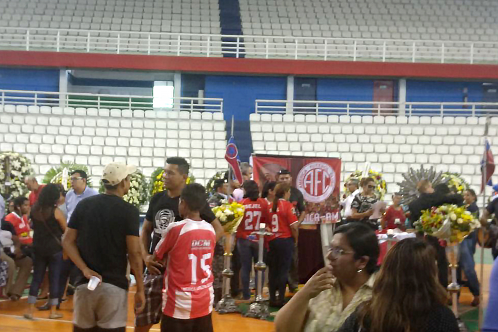 América Futebol Clube foi o time que Amadeu dirigiu por 53 anos
