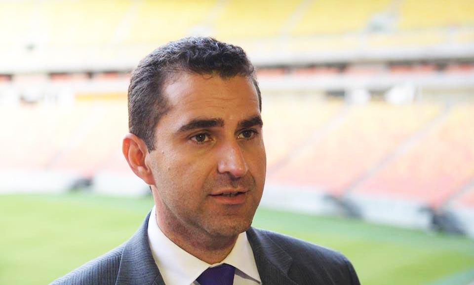 Aufiero foi delegado geral até 2015