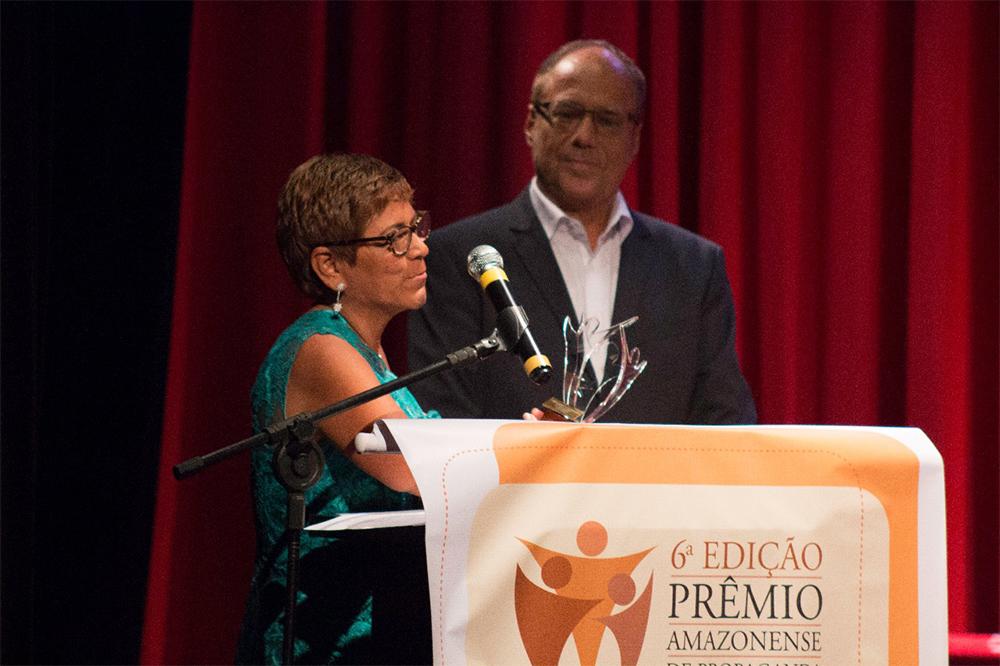 Eulália Ribeiro fará a entrega do Prêmio Amazonense de Propaganda e Marketing