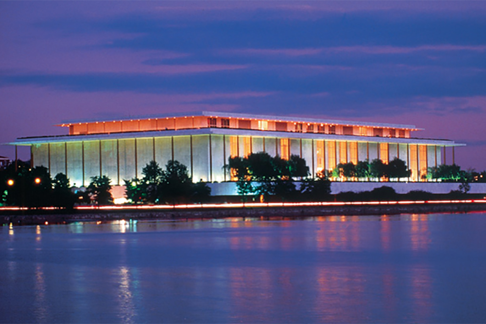 The Kennedy Center, casa de espetáculo dos EUA