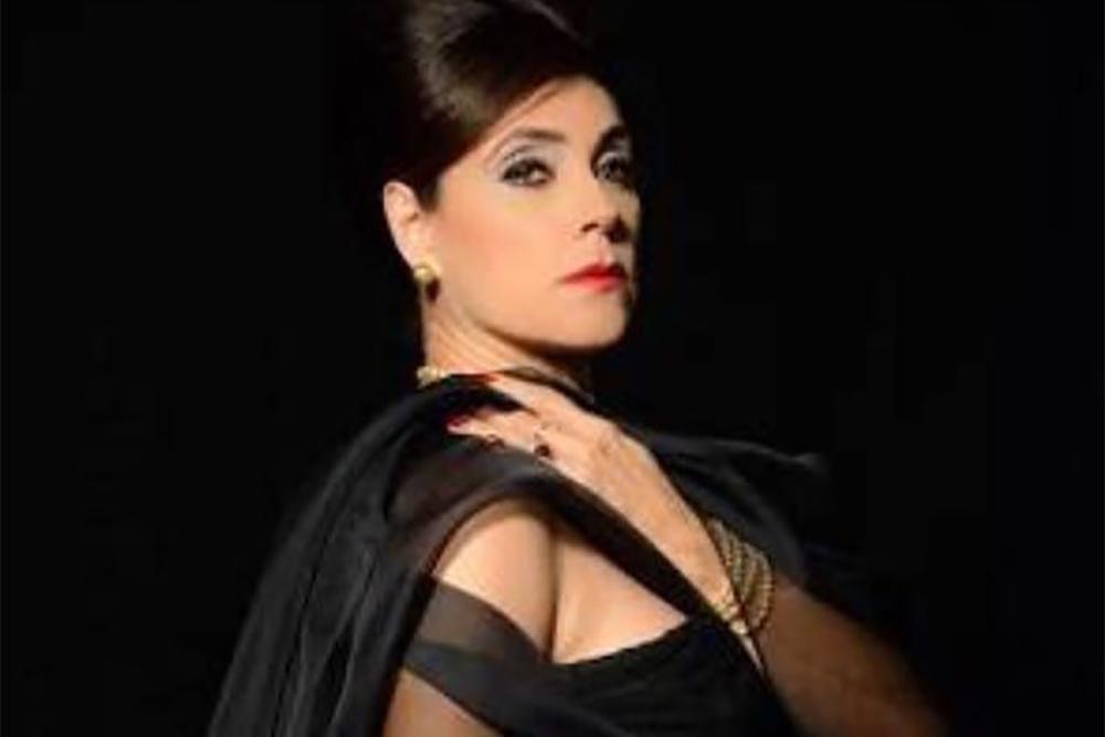 Christiane Torloni como Maria Callas