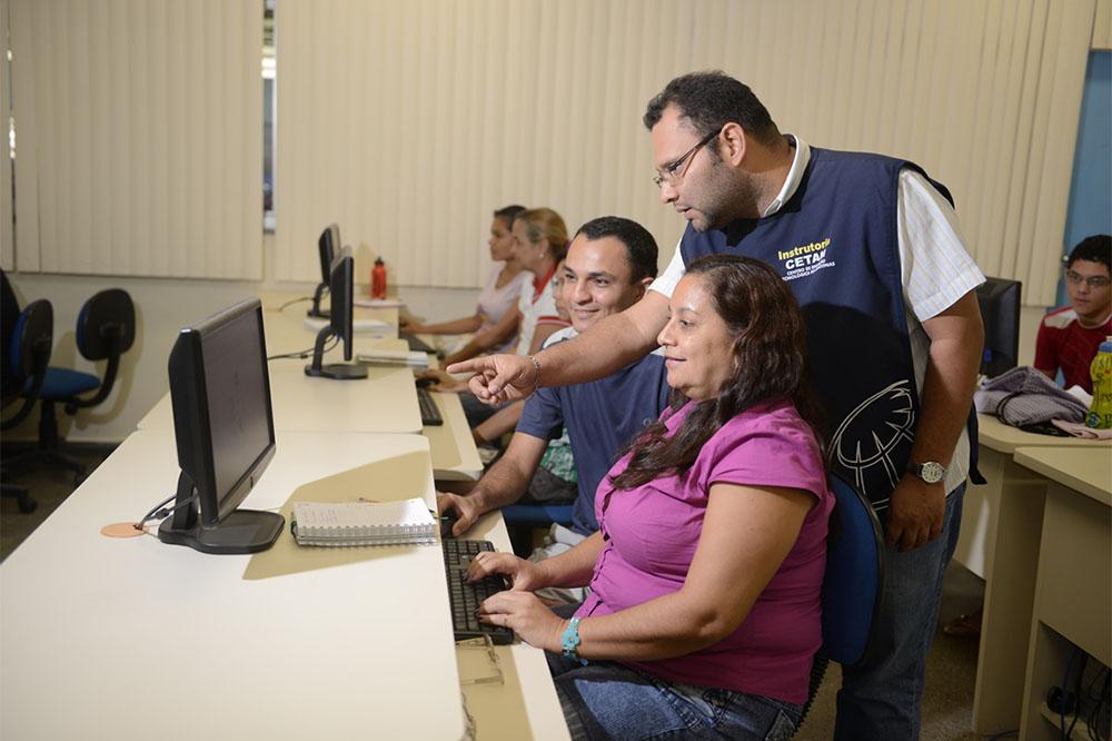 Cetam oferece cursos técnicos