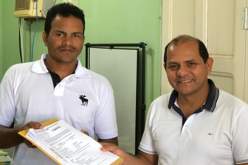 Raimundo Raiz e Jocione Souza disputam eleições suplementares em Novo Aripuanã