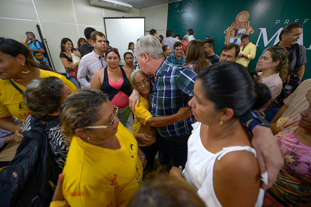 Rompimento prefeito-governador é iminente