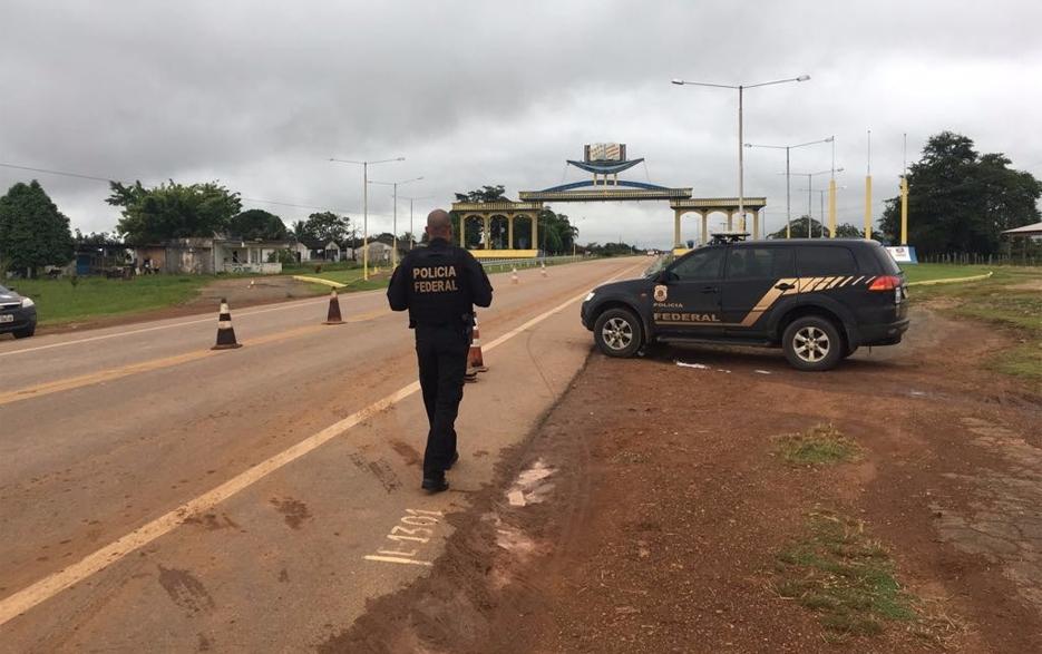 Prefeito de Humaitá foi preso em operação da PF