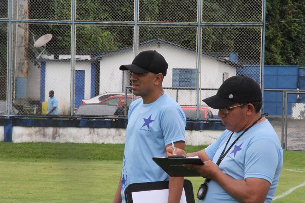 Técnico do Nacional prepara o time para estreia