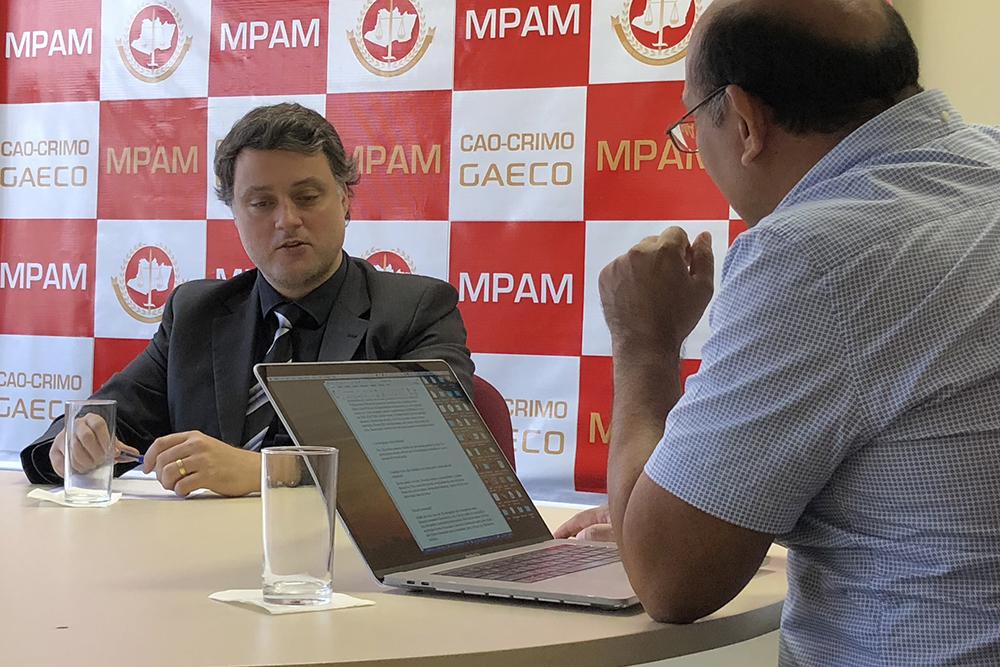 EXCLUSIVO Promotor fala da investigação de Waldívia