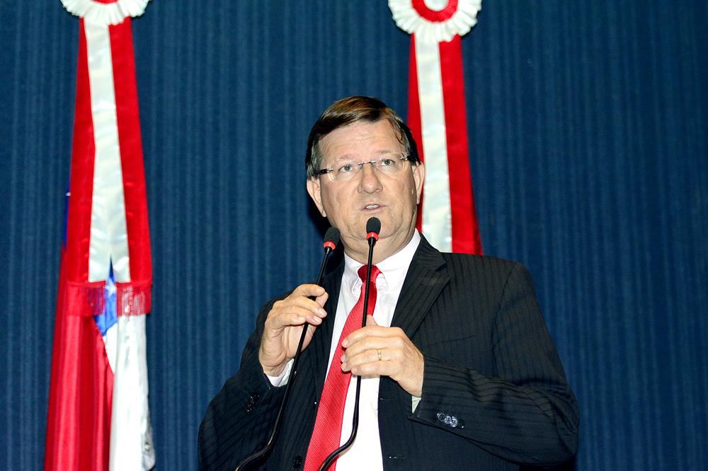 José Ricardo Lula, deputado estadual
