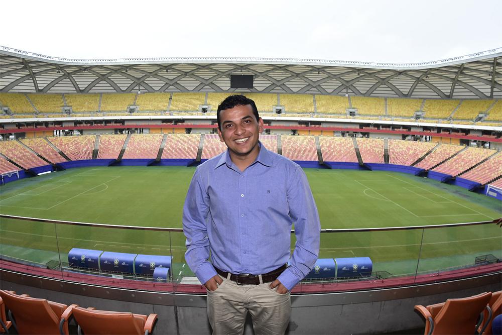Manoel Almeida é o novo titular da Sejel